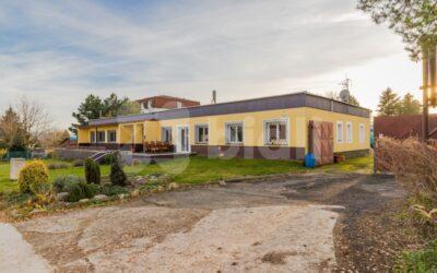 Prodej, rodinný dům 453 m2