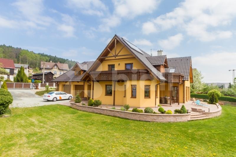 Prodej rodinný dům 333 m2