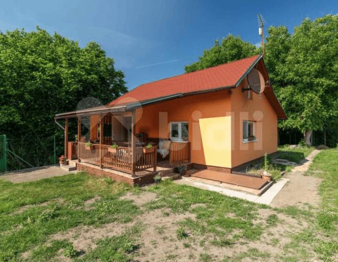 Prodej, dům 44 m2, pozemek 1075 m2, Svádov, Ústí nad Labem