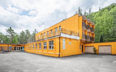 Prodej, Penzion Nový Mlýn 2658 m2, Staré Splavy, Máchovo Jezero